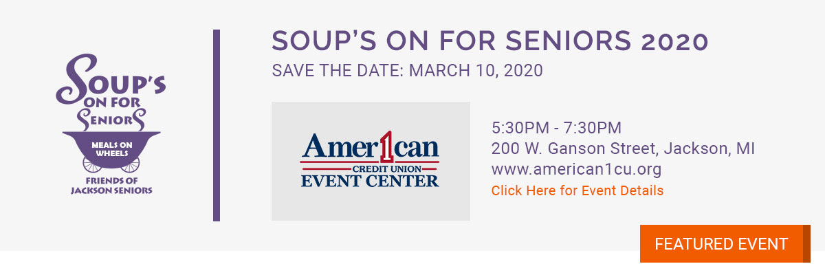 Soup's On Event 2020